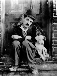 2 charlie silent film