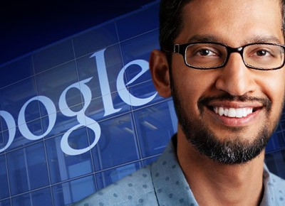 10 Things you should know about Googles New CEO Sundar Pichai
