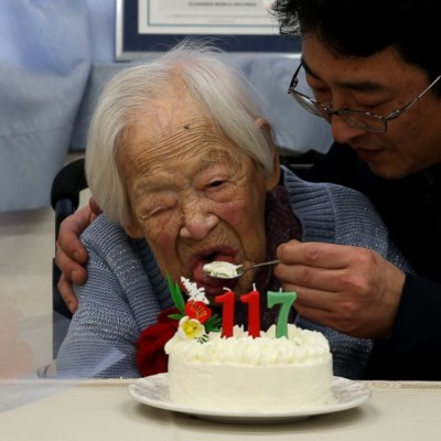 The Top 5 Oldest People Who Ever Lived