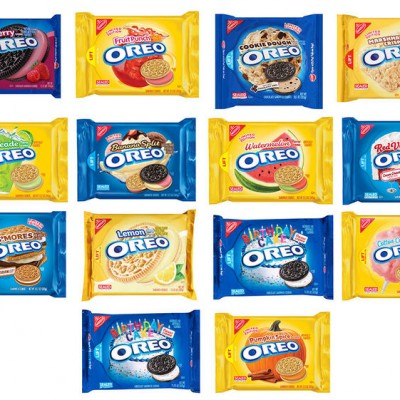 Which Of These Oreos Flavors Have You Tried?