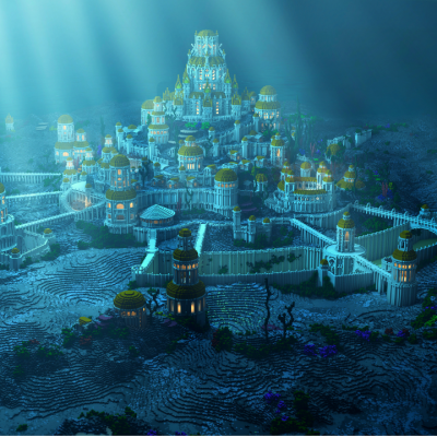 Lost Civilisation Of Atlantis Found? Atlantis-400x400